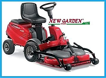 Tractor cortacésped frontal Castelgarden XM 140 HD Serie ...