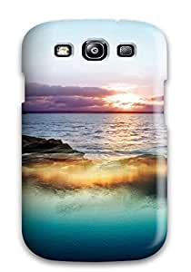 AnnaSanders Perfect Tpu Case For Galaxy S3/ Anti-scratch Protector Case (exclusive Oceanroadcliffsaustralia Beautiful)