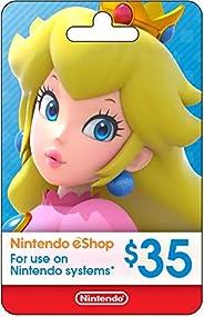 Nintendo America Posa Gift Card $35