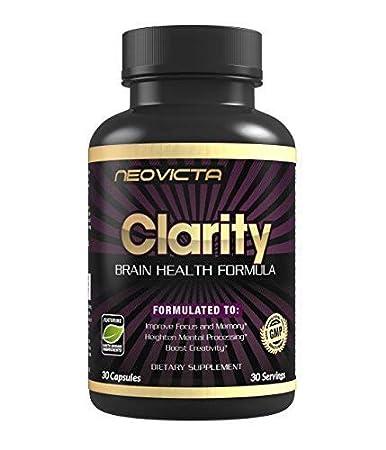 Amazon Com 1 Brain Supplement Nootropic Mind Energy Booster