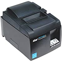 STARMICRON 39464710 - Star Micronics TSP143IIIW GRY US Direct Thermal Printer - Monoch