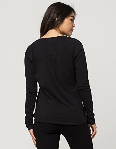 Half Long‑sleeve North Style Womens Dome Face Ch2k Scoop Tee 050rwaEnY