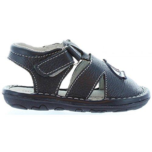 Sandales pour Garçon et Fille URBAN B127734-B1163 NAVY