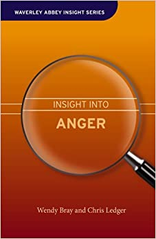 Book Insight into Anger (Waverley Abbey Insight Series)
