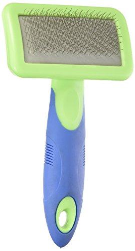 UGroom Slicker Brushes with Steel Pins — Ergonomic Slicker Brushes for Dog Grooming - Small, 6¾
