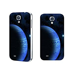 Universe Space Samsung Galaxy S4 I9500 Hard Back Shell Case Cover