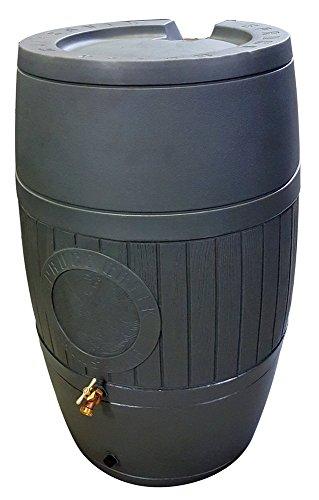 54 Gallon Rain Saver Water Barrel,