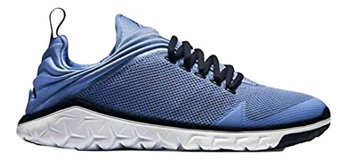 White Nike Trainer Black Blue Flightflex xvT8Ya