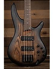 Ibanez SR600E SR Standard Electric Bass Guitar, Rosewood Fretboard, Antique Brown Stained Burst