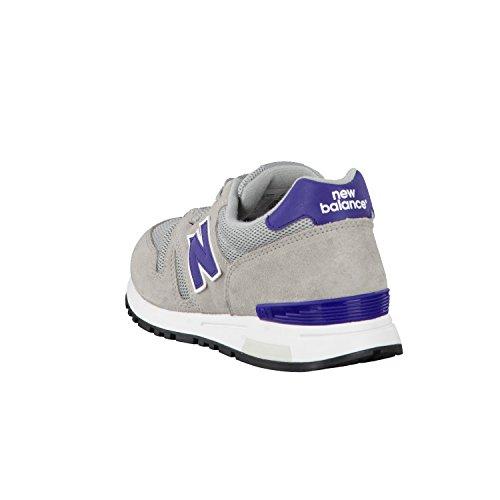 New Balance Damen Sneaker WL565 521801-50 Grey 36.5