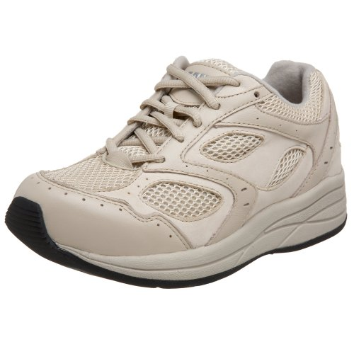 (Drew Shoe Women's Flare Walking Shoe,Bone Calf/Bone Sporty,8 W US)