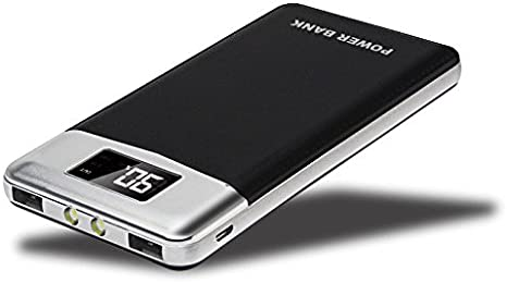 Amazon.com: M.E.R.A. 50000mah Power Bank, Dual USB Portable ...