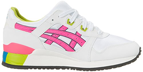 Gel III ASICS Fashion ASICS Lyte Purple Womens Sneaker White Gel Womens 1UTqww