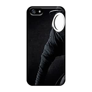 Awesome LastMemory Defender Tpu Hard Case Cover For Iphone 5/5s- Night Of Rebellion
