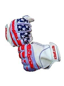 Clutch Sports Apparel American Flag Batting Gloves