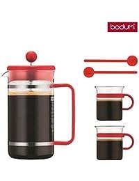 Bodum Bistro French Press 5 Piece Set Advantages