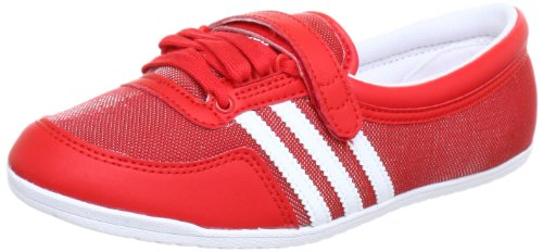 Adidas Ballerinas Rot