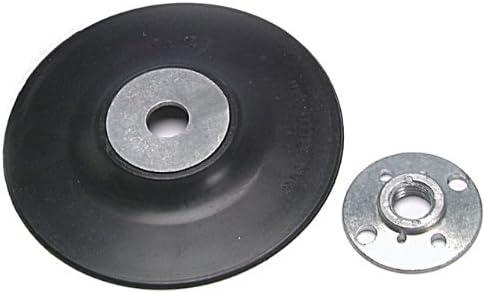 Toolzone M14 goma Plato de apoyo 115mm para usar con amoladora de /ángulo