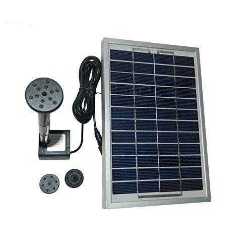 5 Watt Solar Panel Kit - 8