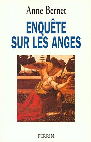 Enquête sur les anges Broché – 23 janvier 1997 Anne BERNET Perrin 2262011400 9782262011406_MESSADP_US