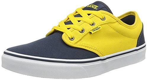Vans YT Atwood, Zapatillas Para Niños Azul (2 Tone)
