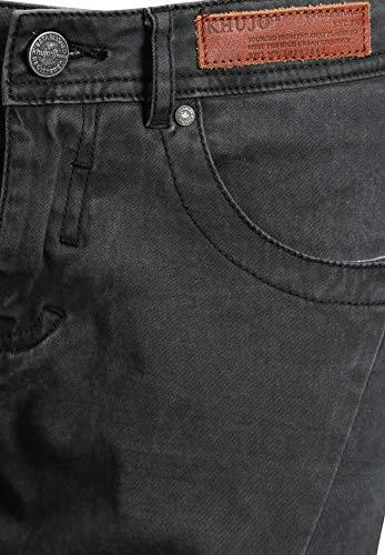 Khujo Femme Khujo Gris Pantalon Uni Pantalon YdwPY