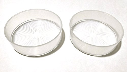 VKP 1014 Seed Sprouter: Set of 2 Add-On Sprout Trays -