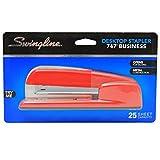 Best Desk Staplers - Swingline Stapler, 747, Business, Manual, 25 Sheet Capacity Review