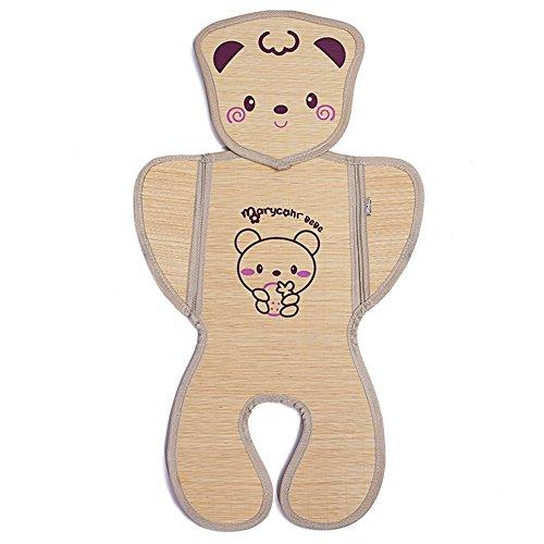 Stroller Cool Mat, Breathe Baby Pad Liner for Summer, Original Mesh Cushion for Infant Car Seat by BERTERI