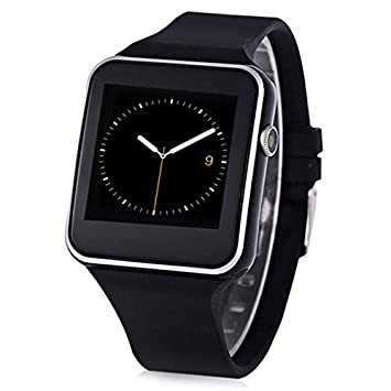 viwel Reloj Inteligente Bluetooth Smart Watch Teléfono Inteligente Pulsera con Cámara Pantalla Táctil Soporte SIM/TF para Android Samsung HTC LG Huawei Sony ...
