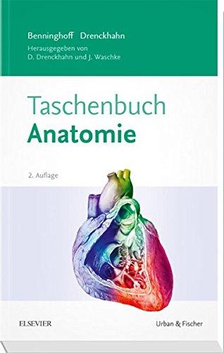Benninghoff Taschenbuch Anatomie: Amazon.de: Detlev Drenckhahn, Jens ...