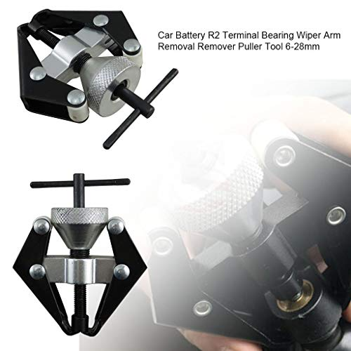 ️ Yu2d ❤️❤️ ️Wiper Arm Removal Tool Bearing Arm Remover Removes Battery Cable Terminal Puller]()