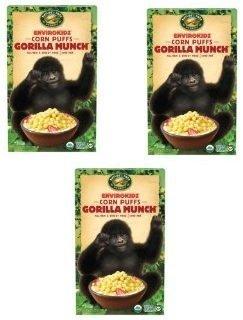 orilla Munch Cereal 3 Pack by EnviroKidz ()