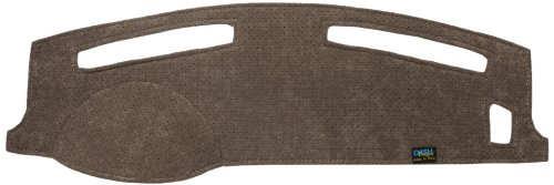 Dash Designs D2931-0DCH Charcoal Sedona Suede Dash Cover