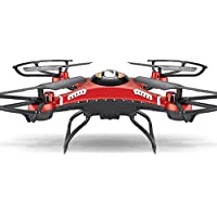 Two Years Drone Helicopter JJRC H8D 6-Axis Gyro 5.8G FPV RC Quadcopter Drone HD Camera With Monitor