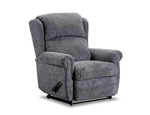 Lane Home Furnishings 4226-191 Kacey Mink REC/Rock W/Heat&MASG, Light Grey ()