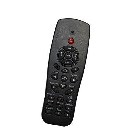 Universal DLP proyector mando a distancia apropiado para OPTOMA br ...