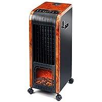 JRD13D Climatizador Calefactor Ventilador Humidificador Digital Pingüino Portátil
