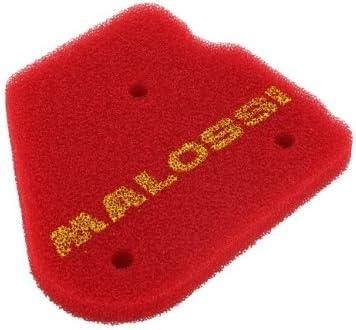 Luftfiltereinsatz Malossi Red Sponge Für Original Airbox Aprilia Sr Alle Modelle Ab 94 Auto