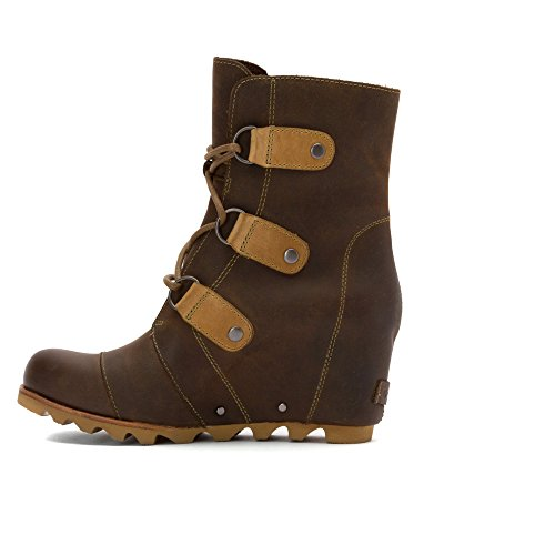 Size Joan Wedge Arctic Boot Sorel Womens 10 Mid Cafe Wedge of zqTB1