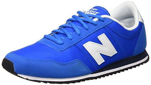 New Balance U396 Clásico - Zapatillas de deporte para adultos unisex Royal / Blanco