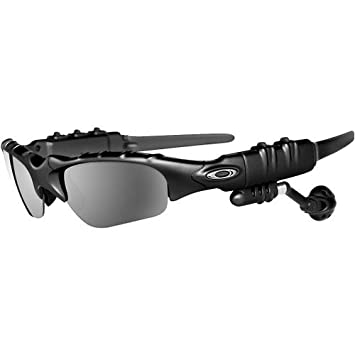 ec006ef6744 Oakley Thump 1.0 Matte Black  Amazon.ca  Electronics