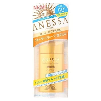 Shiseido ANESSA Perfect UV Sunscreen AA SPF50 60ml