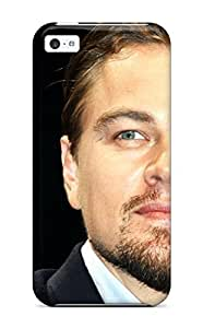Durable Case For The Iphone 5c- Eco-friendly Retail Packaging(leonardo Dicaprio)