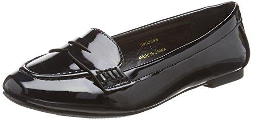 Loafers Look Janna Foot Nero 1 nero Wide New Women's Un1CRRq