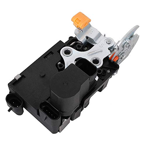 New Door Lock Actuator - Front Left Driver Side, Fit for Cadillac Escalade Base ESV EXT, for Chevy Avalanche Silverado Suburban Tahoe, for GMC Sierra Yukon, Replace # 15110643 15053681 15068499 ()