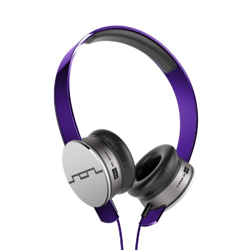 SOL REPUBLIC Tracks HD On-Ear Headphones - Purple (1241-05)