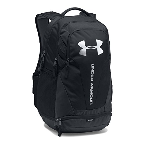 2017 Back-to-School Popular Backpacks Teens & Tweens - Under Armour Hustle 3.0 Backpack, Black/Black,