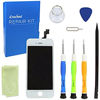 iphone 5s screen kit icracked iphone 5s screen replacement kit 14861