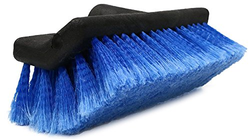"Unger Hydropower Bi-Level Soft 10"" Wash Brush}"